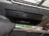 Установка усилителя Audio System M 80.4 в Nissan Teana (L33)