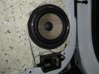 Установка акустики Focal Performance PS 165 F в KIA Sportage III (SL)