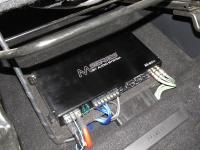 Установка усилителя Audio System M 80.4 в KIA Sportage III (SL)
