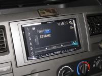 Фотография установки магнитолы Pioneer AVH-X8600BT в Ford Tourneo