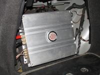 Установка усилителя DLS MA12 в Audi A4 (B8)