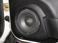 Установка акустики Morel Virtus 602 в UAZ Patriot