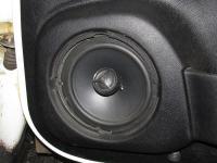 Установка акустики Morel Tempo Coax 6 в UAZ Patriot