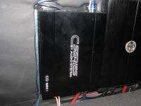 Установка усилителя Audio System CO 650.1 в Opel Mokka