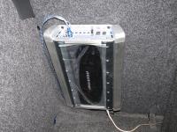 Установка усилителя Phoenix Gold Z1000.1 в Skoda Rapid