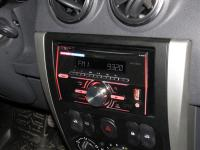 Фотография установки магнитолы Pioneer FH-X360UB в Nissan Almera III (G15)