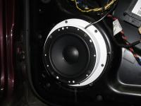 Установка акустики Morel Tempo 6 в Volkswagen Touareg