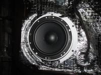 Установка акустики Morel Tempo 6 в Audi A1