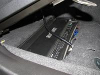 Установка усилителя Audison SR 5 в Subaru XV