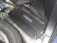 Установка усилителя Audison SR 4 в Subaru Forester (SJ)