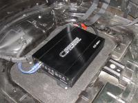 Установка усилителя Audio System CO 650.1 в Volkswagen Touareg