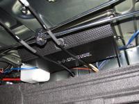 Установка усилителя Audio System M 80.4 в Toyota Camry V50