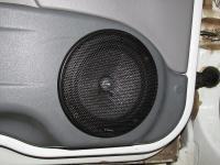 Установка акустики Focal Access 165 AS в UAZ Patriot