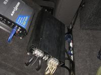 Установка усилителя Audio System CO 65.4 в Opel Mokka