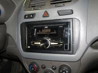 Фотография установки магнитолы JVC KW-R510EE в Chevrolet Cobalt