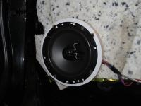 Установка акустики DLS 426 в Opel Insignia