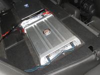 Установка усилителя DLS MA41 в Opel Insignia