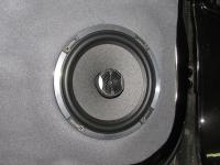 Установка акустики Focal Performance PC 165 в Nissan Almera III (G15)