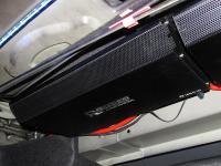 Установка усилителя Audio System R 1250.1 D в Nissan Almera III (G15)