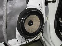 Установка акустики Focal Performance PS 165 FX в Honda Civic 4D