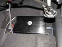 Установка усилителя DLS XM10 в Nissan Qashqai