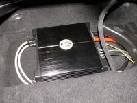 Установка усилителя DLS XM20 в Nissan Qashqai