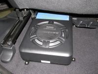 Установка сабвуфера Art Sound Power Box в Hyundai Santa Fe (III)