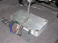 Установка усилителя MDLab AM-MB1 в Hyundai Santa Fe (III)