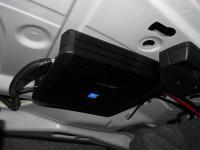 Установка усилителя Alpine MRV-M500 в BMW 3 (E90)