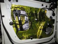 Установка Comfort Mat Silver S2 в Audi Q3