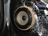 Установка акустики Focal Performance PS 165 F в Mitsubishi Lancer X