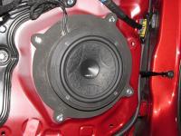 Установка акустики Hertz ESK 165L.5 в Mazda 6 (III)
