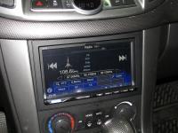 Фотография установки магнитолы Alpine ICS-X8 в Chevrolet Captiva