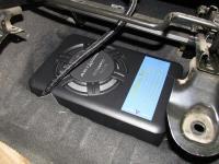 Установка сабвуфера Art Sound Power Box в Subaru Forester (SJ)