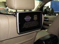 Установка AVIS AVS1088T в Toyota Sequoia