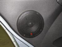 Установка акустики Morel Tempo Coax 6 в Lada Granta Liftback