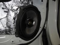 Установка акустики Pioneer TS-E6902i в Toyota Highlander