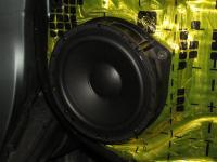 Установка акустики Morel Tempo 6 в Nissan Patrol