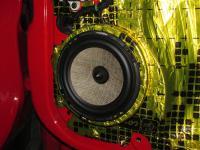 Установка акустики Focal Performance PS 165 FX в Ford Kuga II