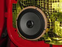 Установка акустики Focal Performance PC 165 в Ford Kuga II