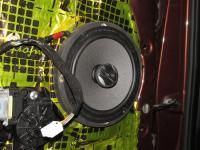 Установка акустики Focal Performance PC 165 в Hyundai i30