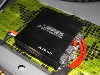 Установка усилителя Audio System X 75.4 D в Mazda 6 (III)