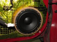 Установка акустики Morel Tempo 6 в KIA Picanto