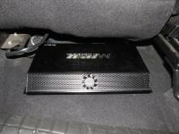 Установка усилителя Audio System M 80.4 в KIA Picanto