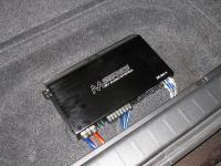 Установка усилителя Audio System M 80.4 в Suzuki Grand Vitara