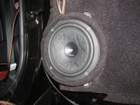 Установка акустики Hertz ESK 165L.5 в Lexus RX III