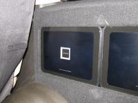 Установка усилителя Alpine PDX-M12 в Toyota Land Cruiser 200