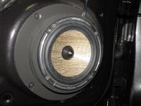 Установка акустики Focal Performance PS 165 FX в Audi A4 (B8)