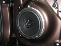 Установка акустики Hertz ECX 165.5 в Volkswagen Jetta VI