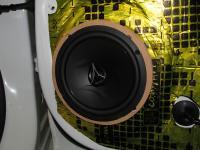 Установка акустики Hertz ECX 165.5 в Opel Astra J